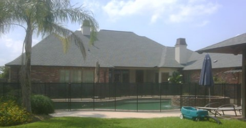 pool fence installations in Baton Rouge City, Louisiana