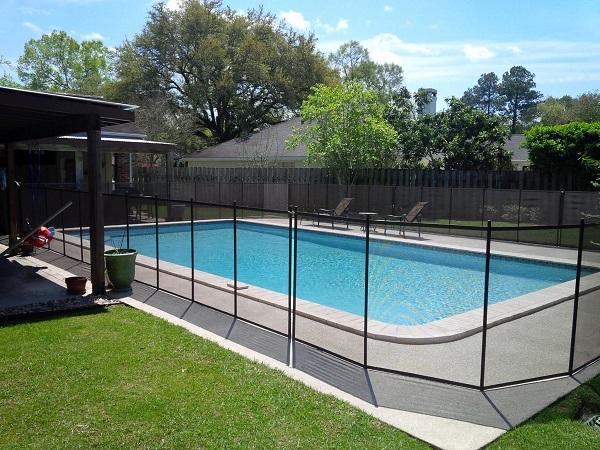 pool fence Lafayette, LA
