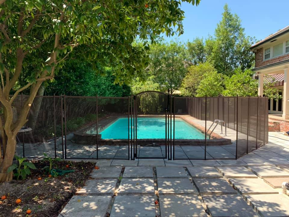 pool fence installation Biloxi, MS