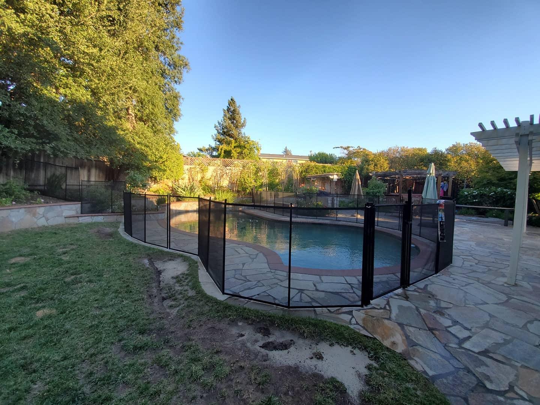 pool fence installation Slidell, Louisiana
